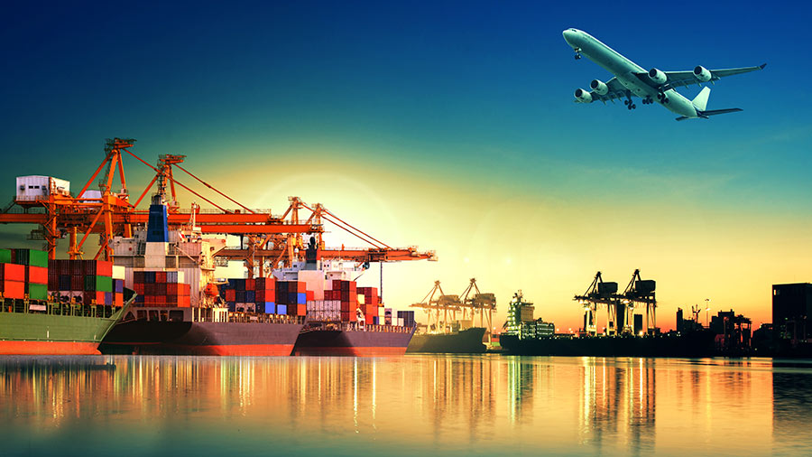 Import & export<