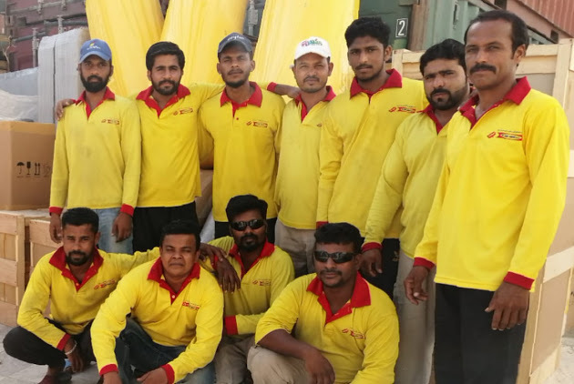 Cargo Dubai Crew
